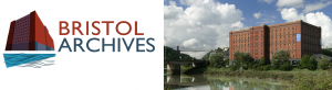 Bristol Archives logo and image